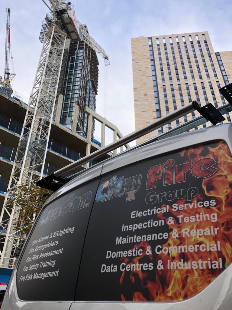 20 london city fire