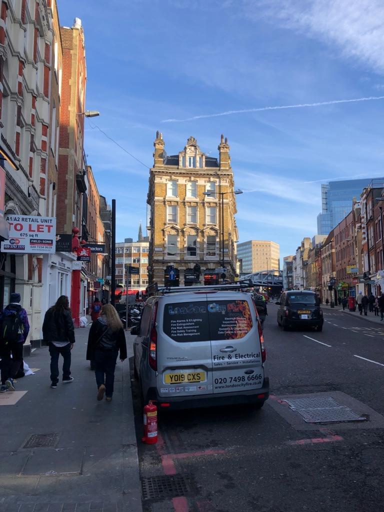 6 london city fire
