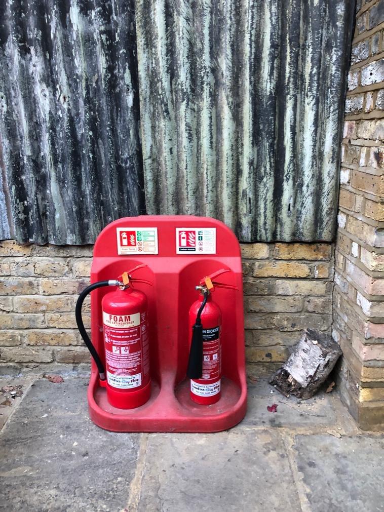 7 london city fire
