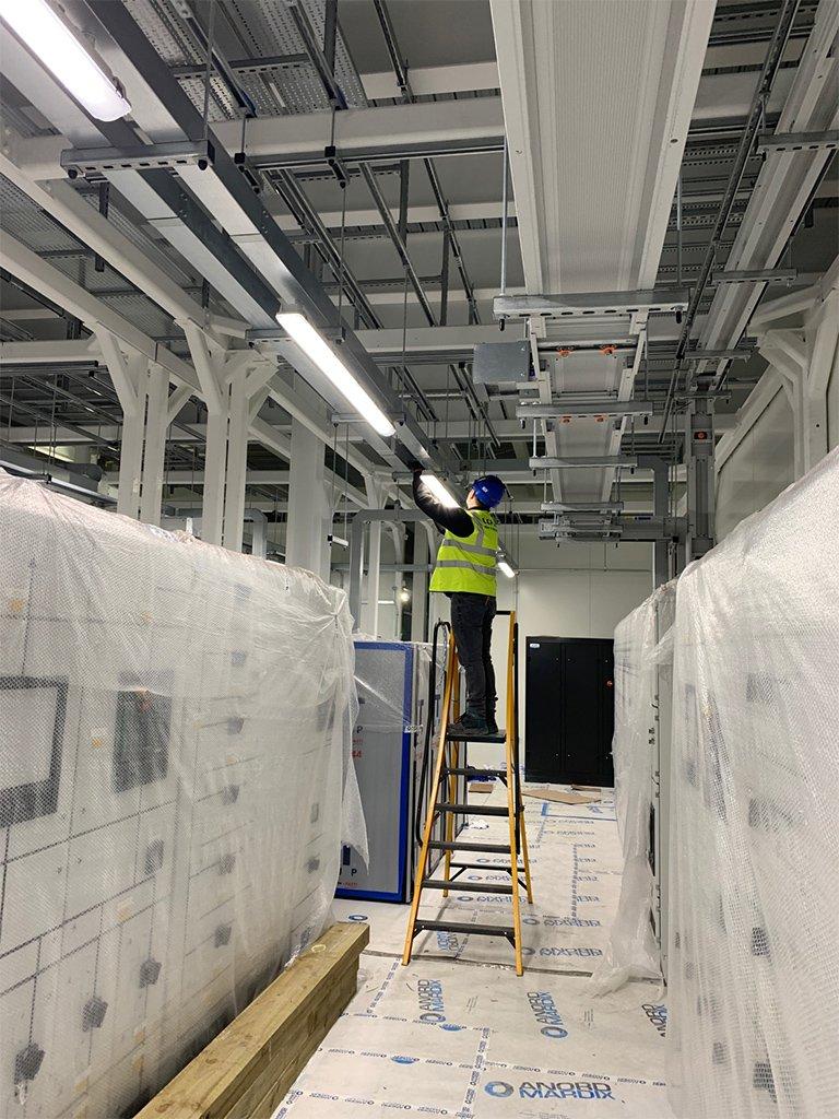 1 London data center specialist lcf