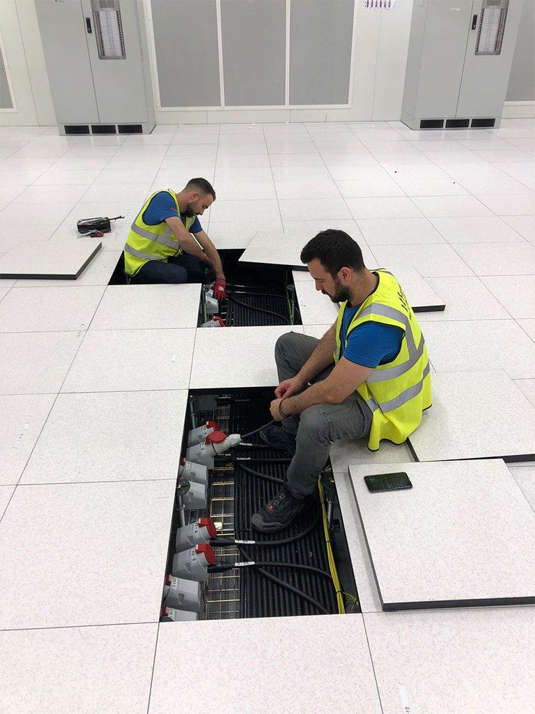 10 Data Centre Contracting London LCF