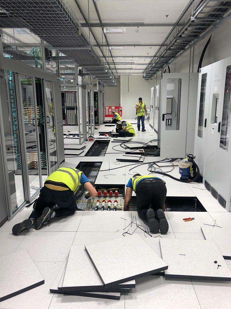 10 London data center specialist lcf