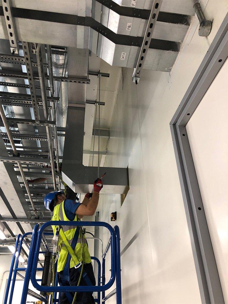 10 local electrician london data centres