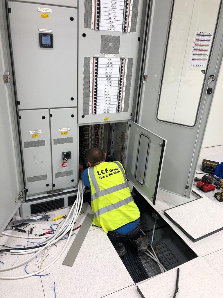 11 Tier 1 Data Centre Infrastructure London LCF