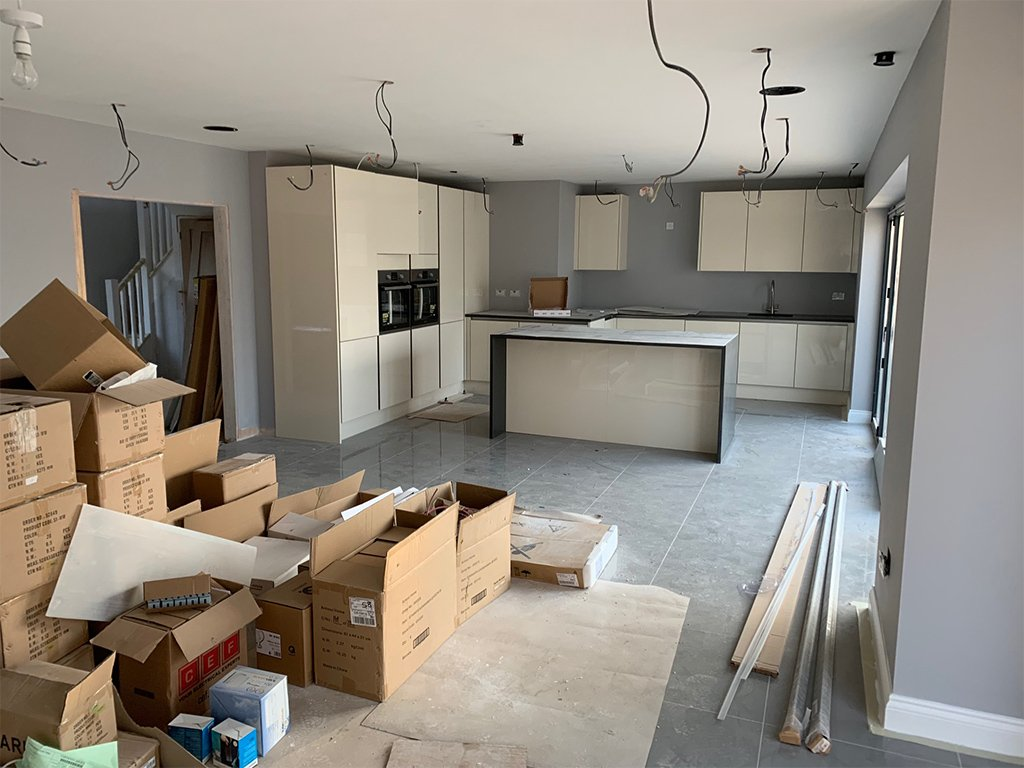 11 residential house build interior remodel