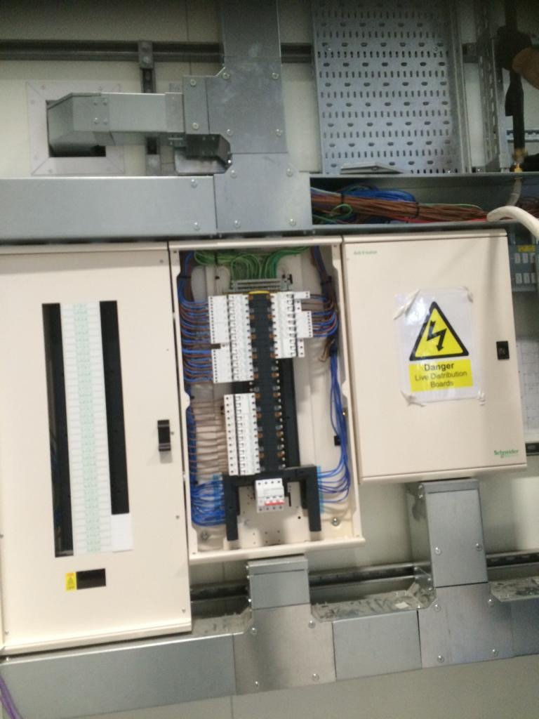 14 Industrial Electrician London LCF Group