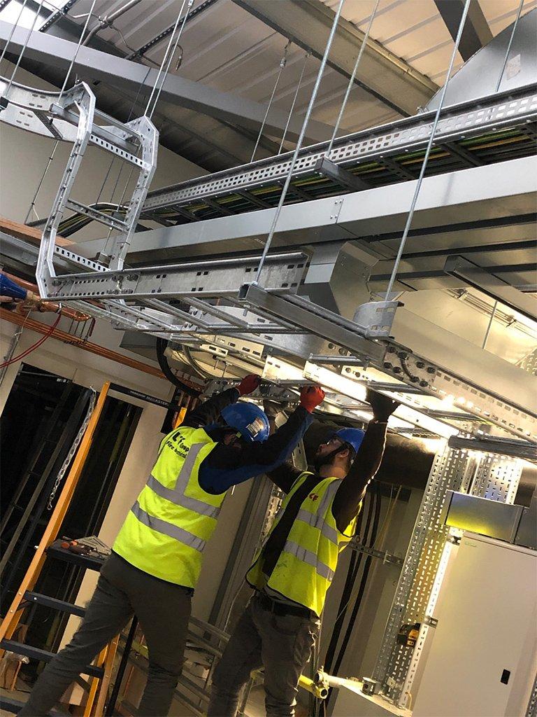 16 Tier 1 Data Centre Infrastructure London LCF