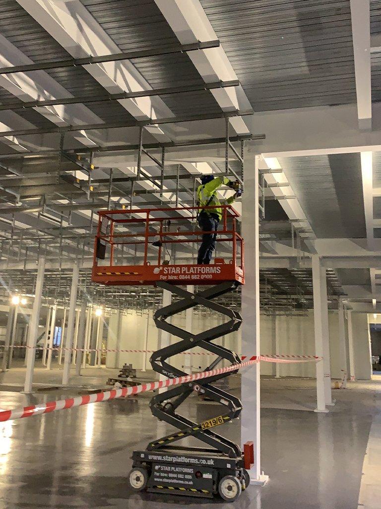 2 London data center specialist lcf