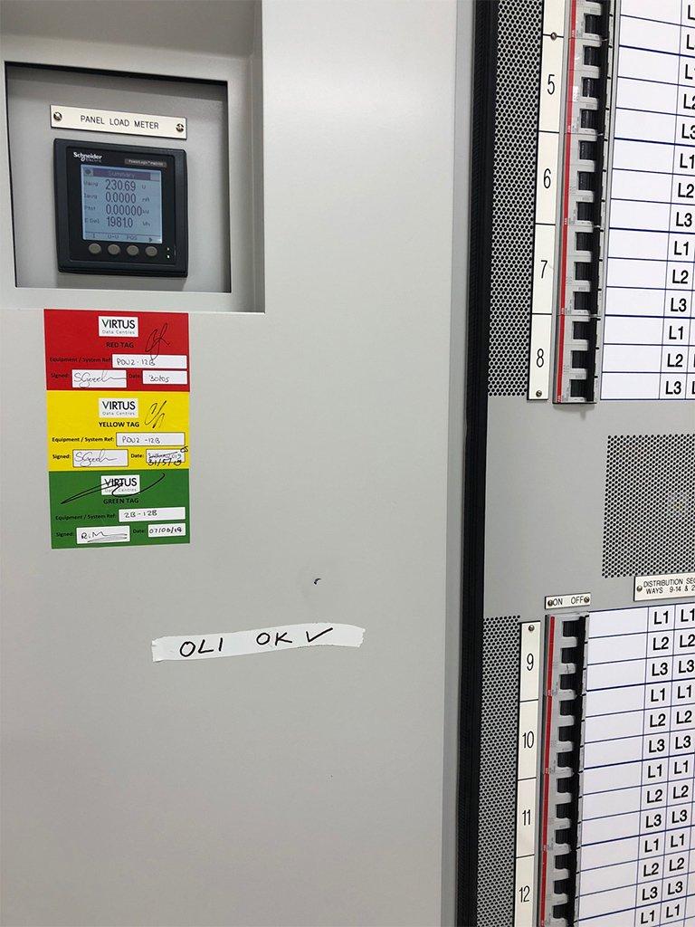 3 London data center specialist lcf