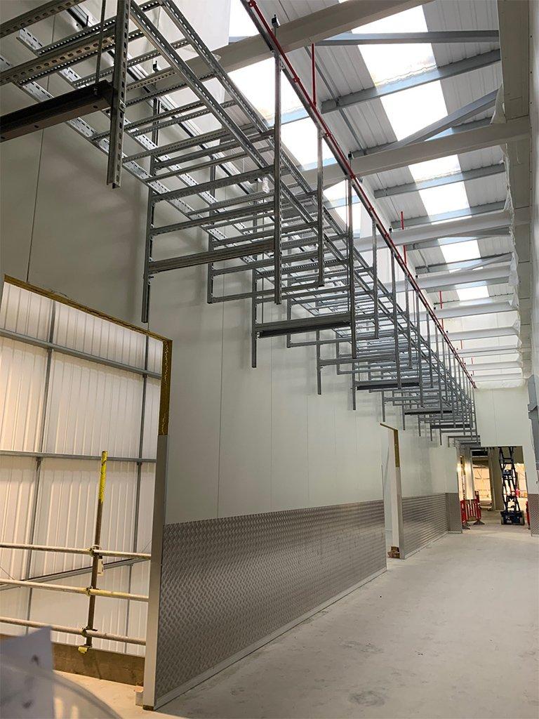 3 local electrician london data centres