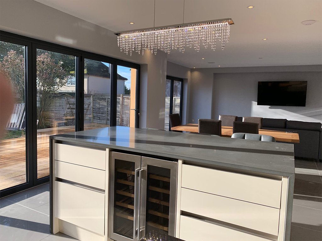 4 residential house build interior remodel
