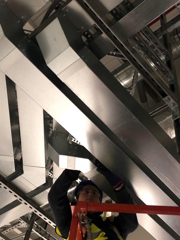 5 local electrician london data centres