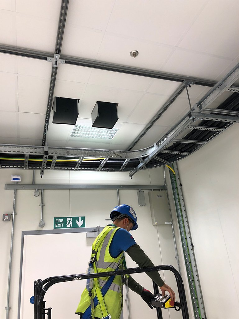 6 Data Centre Contracting London LCF