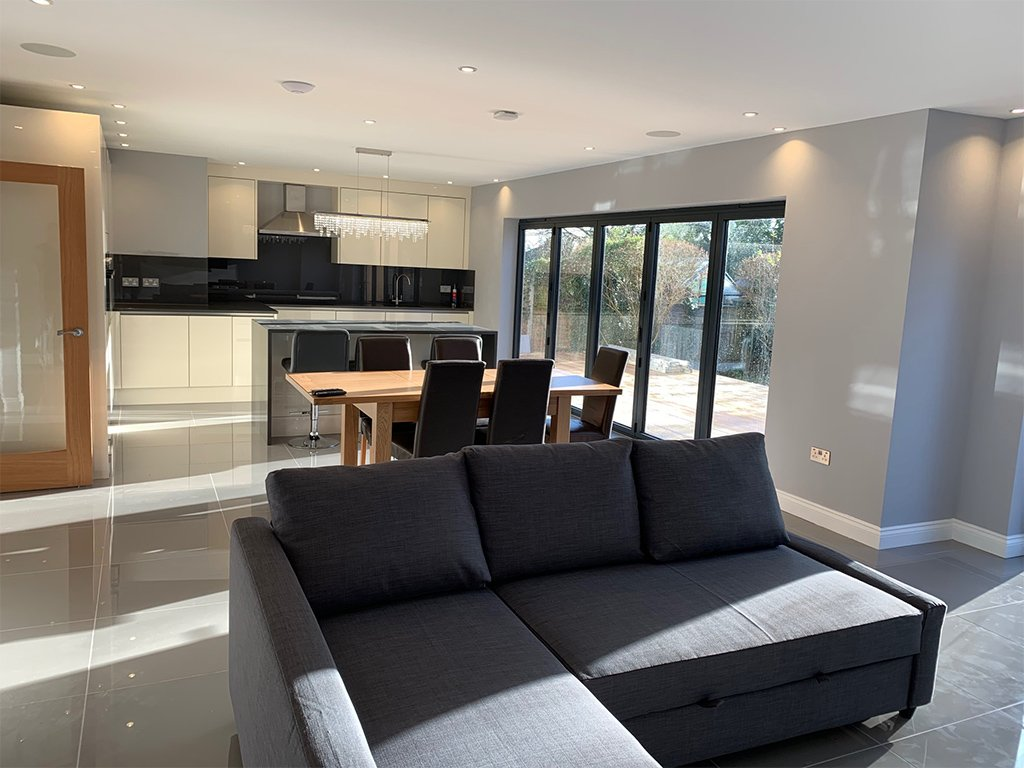 6 residential house build interior remodel