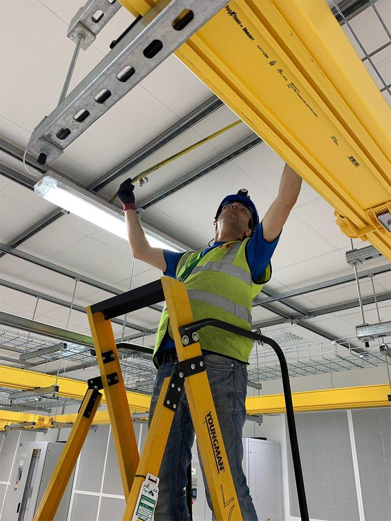 7 Data Centre Contracting London LCF