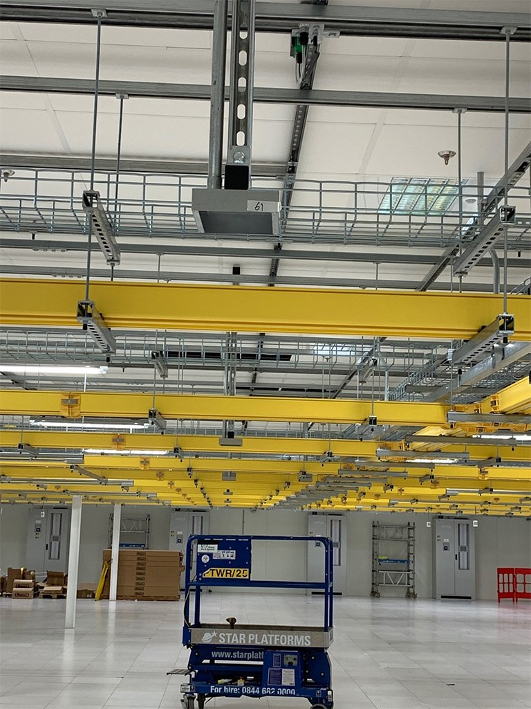 7 Data Centre electrical Contracting London LCF