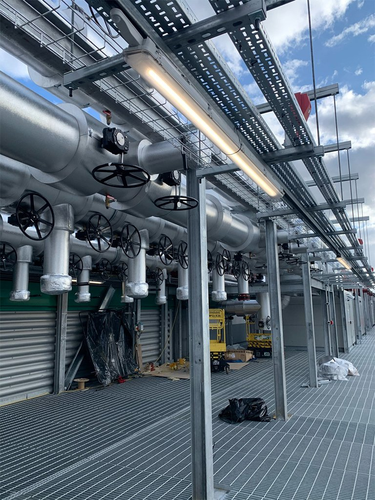 7 local electrical london data centre infrastructure