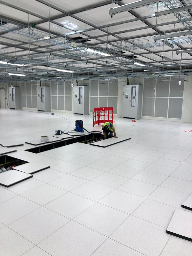 8 Data Centre Contracting London LCF