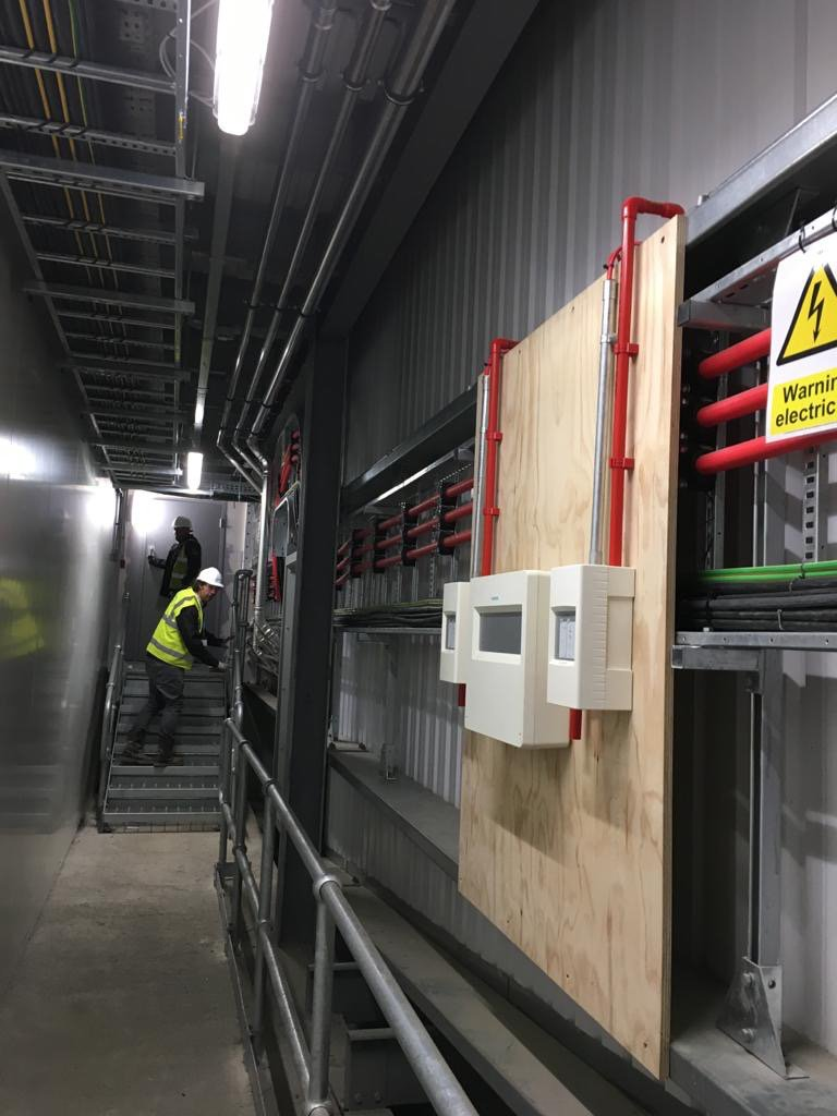 8 Industrial Electrician London LCF Group