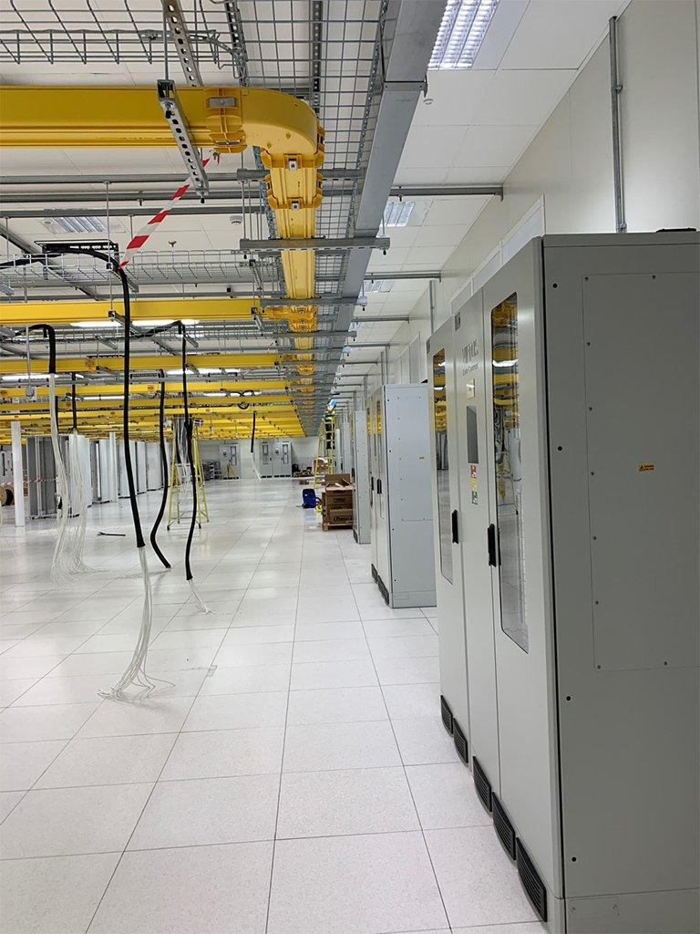 8 London data center specialist lcf