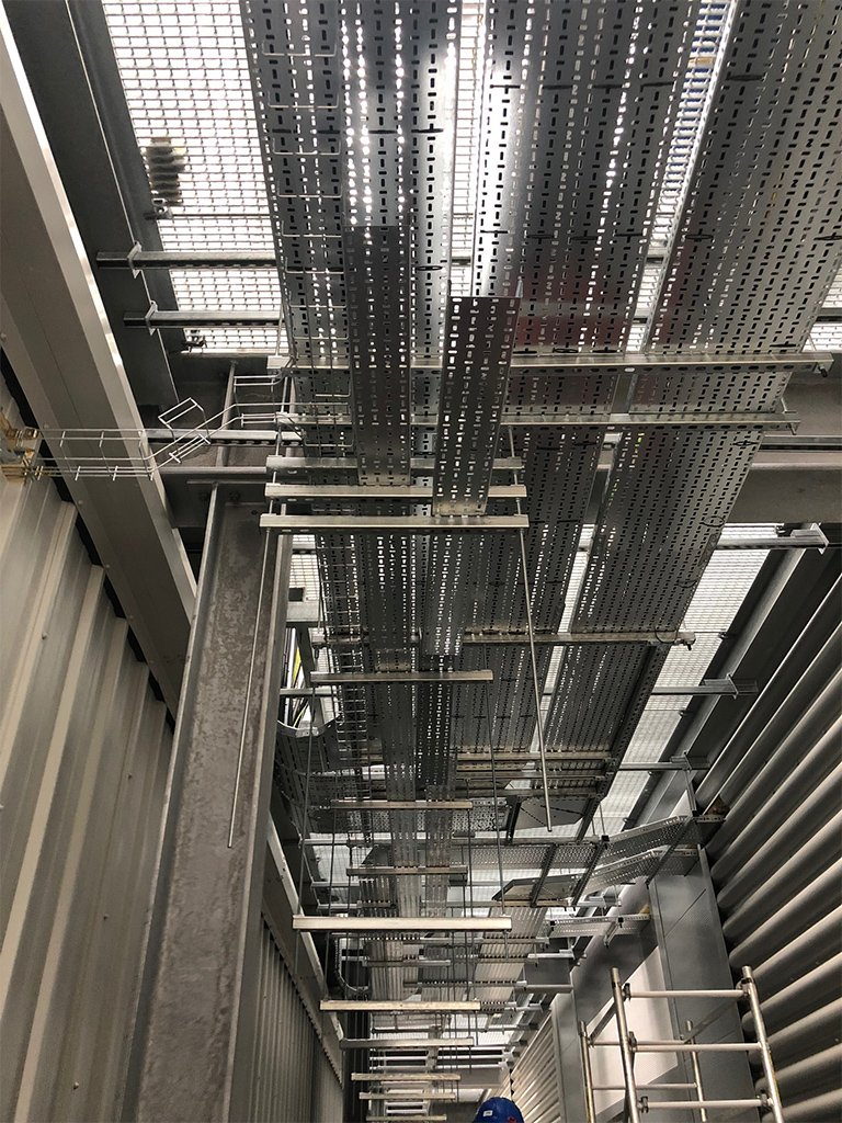 9 local electrician london data centres