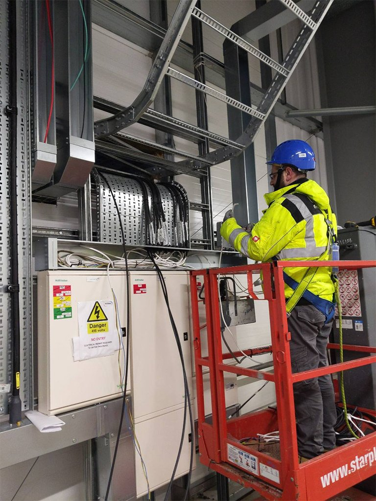 electrical contractor in london